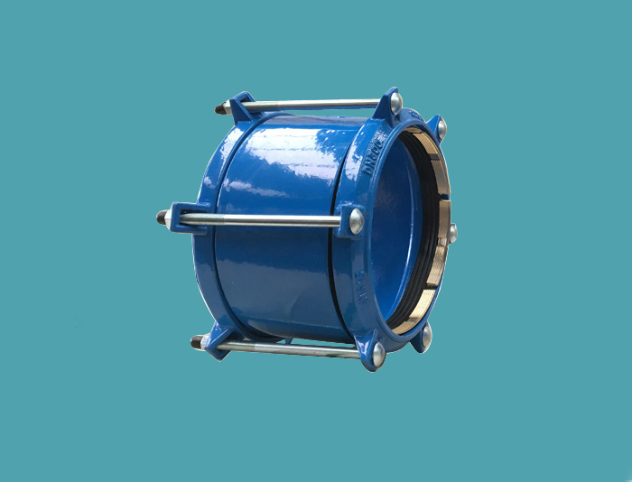 Restrained Coupling for PE Pipe