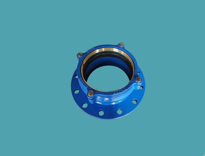 Restrained Flange Adaptor for PE Pipe-Small Size Old Design